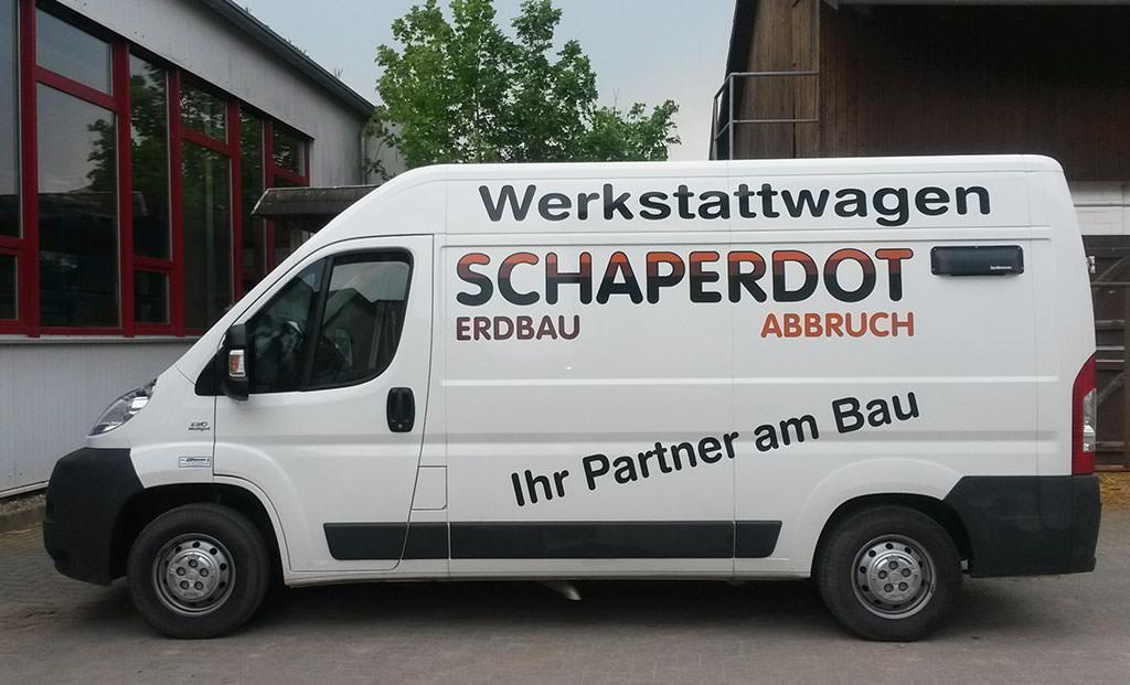 Schaperdot Werkstattwagen